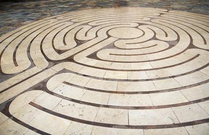 Il sapere è un labirinto